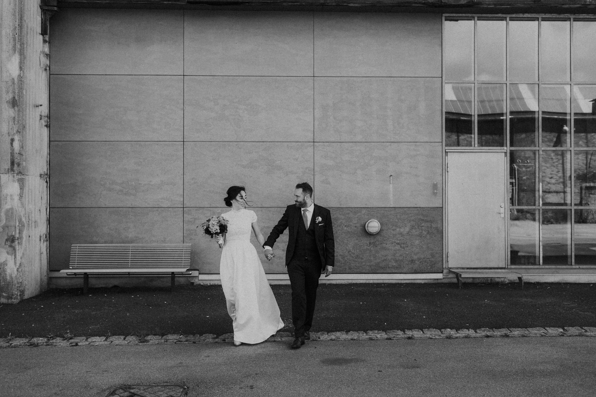 Copenhagen Intimate Wedding