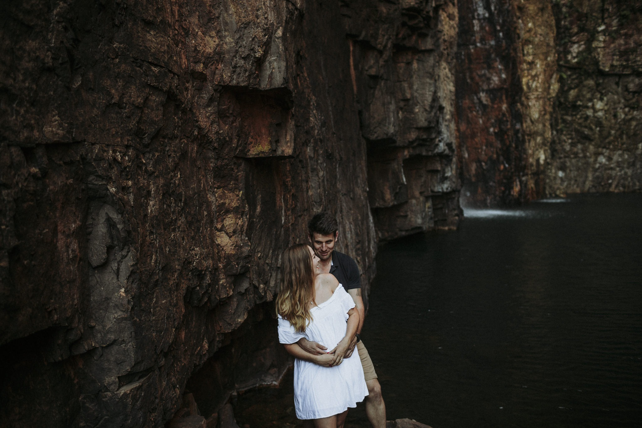 Kununurra Engagement Session by Black Bird Tale | www.blackbirdtale.com